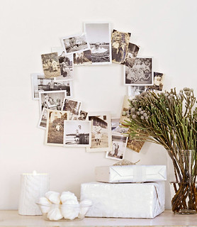 Love This Wreath Idea! | by decor8