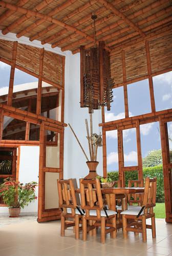 Bambu Decoracion Interior ~   , Bamb? decoraci?n interior  Interiores y elementos d?  Flickr