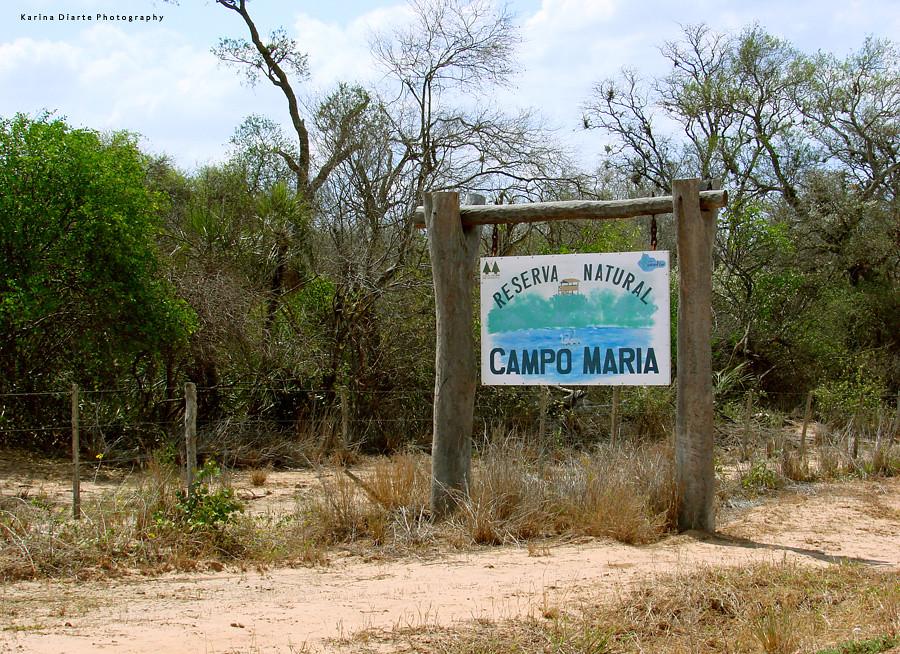 Reserva Natural Campo Maria