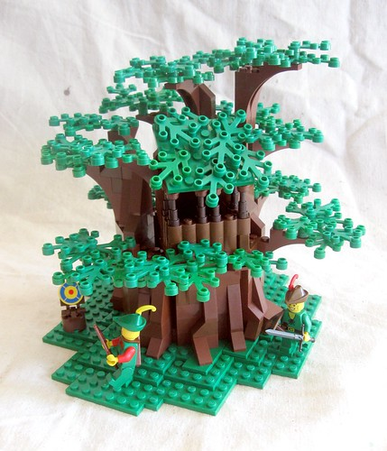 6054 Forestmen's Hideout Redux | by Aaron (-_-)