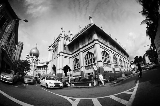 Hari Raya Idul Fitr @ Sultan Mosque