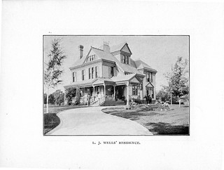 L.J. Wells' Residence | by DMPL Special Collections