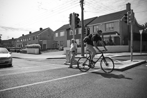Dublin Cycle Chic - Trackstand | by Mikael Colville-Andersen