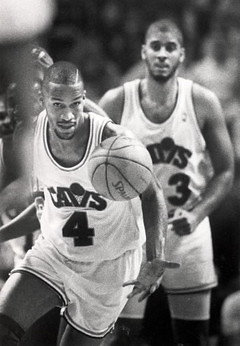 Ron and Brad | by Cavs History
