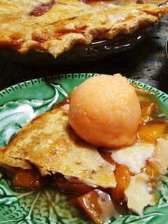 Peach Pie | by Vegan Feast Catering