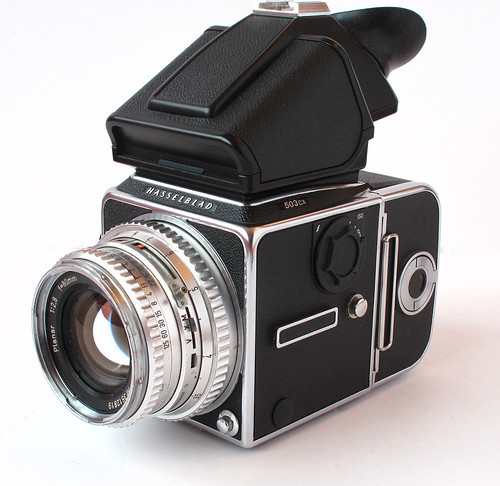 Hasselblad 503CX | by the other Bailey