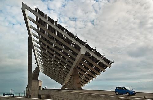Solar panel barcelona and honda fit hybrid car carlos - Solar barcelona ...