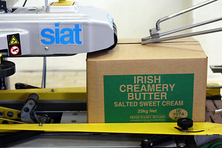 Irish creamery butter | by David Lebovitz