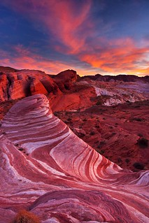 Fire Wave Wonder | by Brent McGuirt Photography