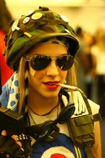 Tank Girl - Comic-Con 2010 Montreal | by Mac-xime Perreault