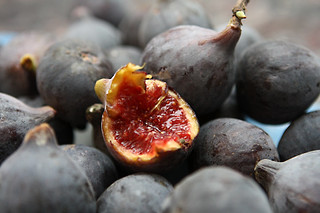 fresh figs | by David Lebovitz