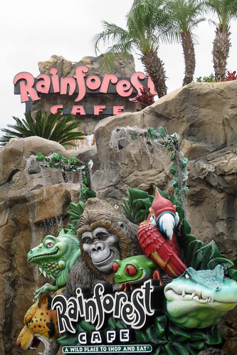 Rainforest Cafe In Tempe Az Gemblo