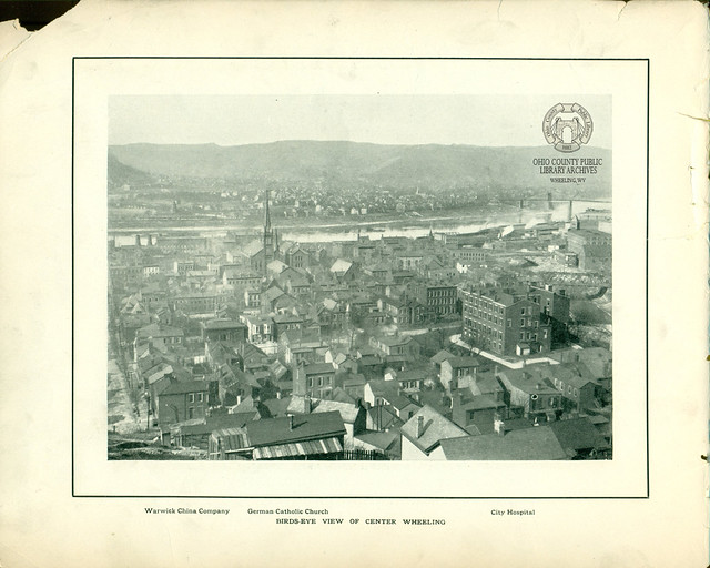 Souvenir of Wheeling, 1905