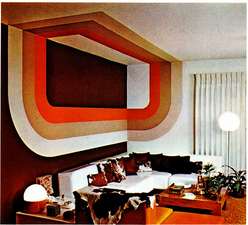 Untitled flickr photo sharing for Interior design 70s house