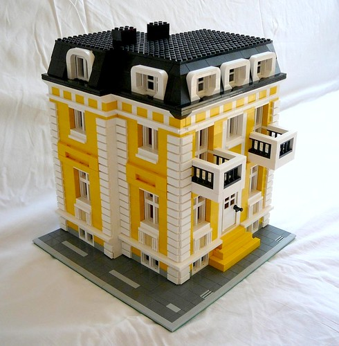 Lego House A Lego Version Of A Real Building The