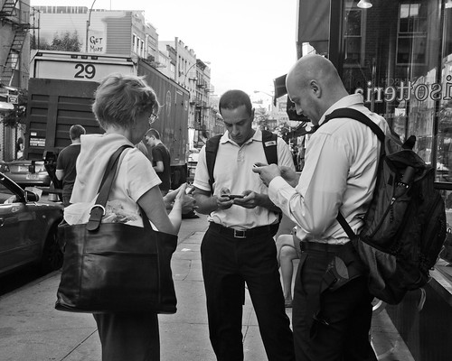 texting, all three | by Susan NYC