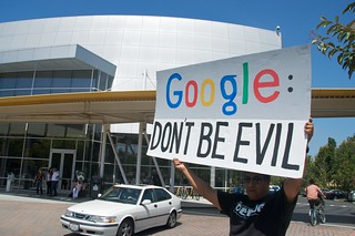 Net Neutrality protest at  Google HQ - GoogleRally 45 | by Steve Rhodes