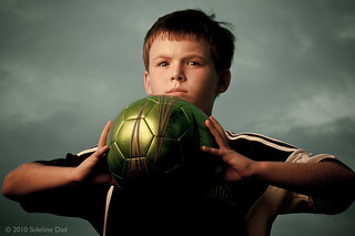 Soccer Portrait with Preset | by SidelineDad