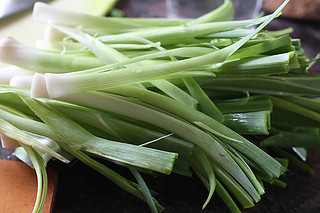 leeks | by David Lebovitz