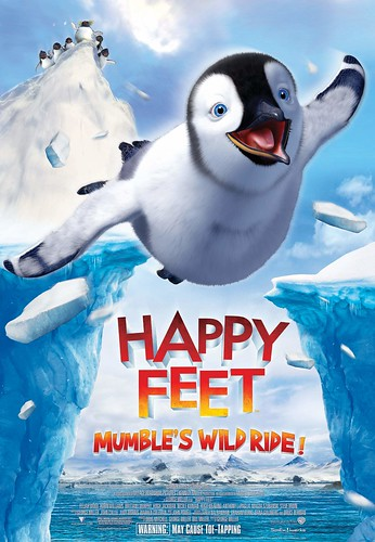 Happy Feet Mumble's Wild Ride! | by annalyn