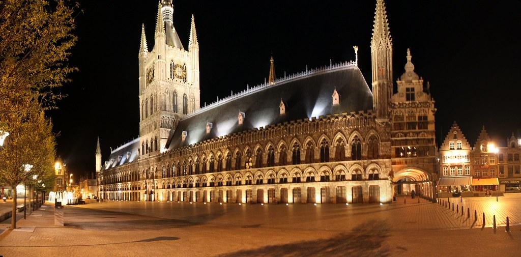 Cloth Hall Ypres