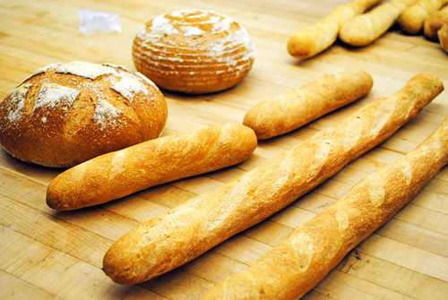 Culinary School Wk 3-5; Bread, Bread and more Bread | by duhlicious-dot-com