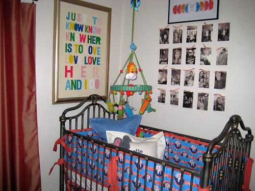 Custom Crib Bedding Orange County Ca