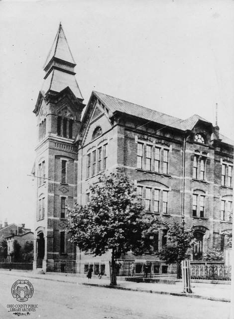 Centre School - Fifth Ward