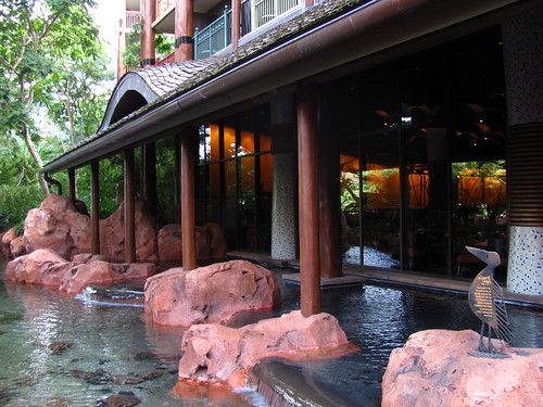 Jambo House at Animal Kingdom Lodge