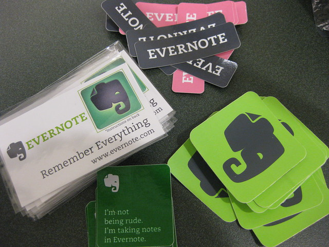 Evernote Goodies