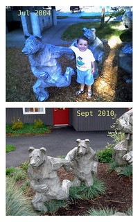 Sherwood Forest Bear Statue 2004 - 2010 | by KurtClark