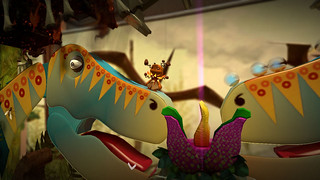 Sackboy's Prehistoric Moves | by PlayStation.Blog