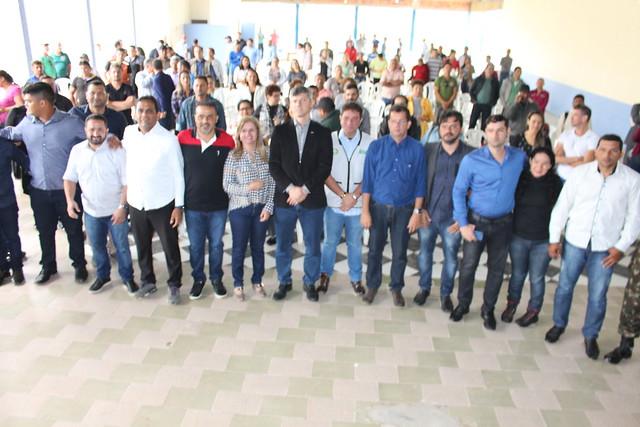 Visita Diretor-Geral DNIT Brasileia-Epitaciolândia