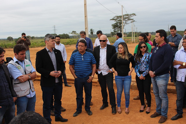 Visita Diretor-Geral DNIT Brasileia-Epitaciolândia 2