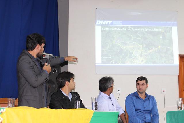 Visita Diretor-Geral DNIT Brasileia-Epitaciolândia 3
