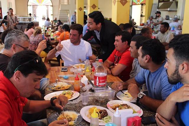 Almoço Mercado Novo 2