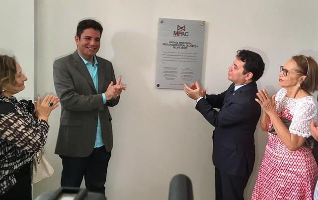 Inauguração MPE Sena Madureira 6