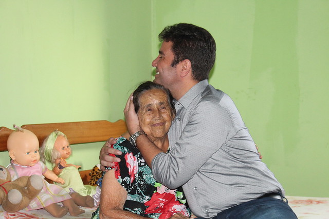 Visita Maria de Nazaré - Rio Branco  2