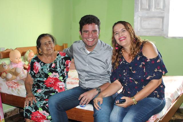 Visita Maria de Nazaré - Rio Branco  3