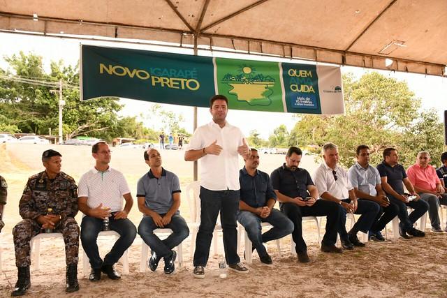 Revitalização Etapa 1 Igarape Preto - CZS 7