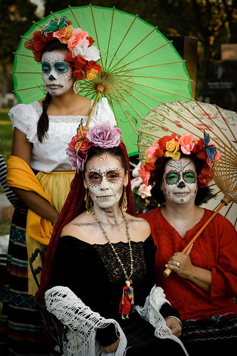 Day of the Dead costumes | by amircheff