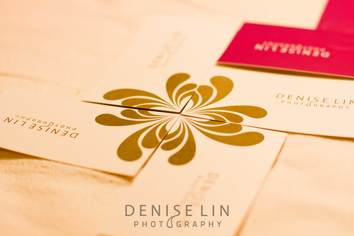 Denise Lin Photography business card | by Denise Lin Photography