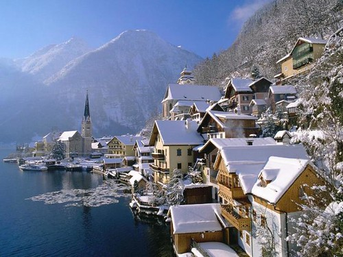 Hallstatt, a village in Austria | by yvon Merlier
