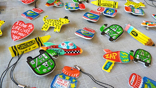shrinky dinks | by joanneliuyunn