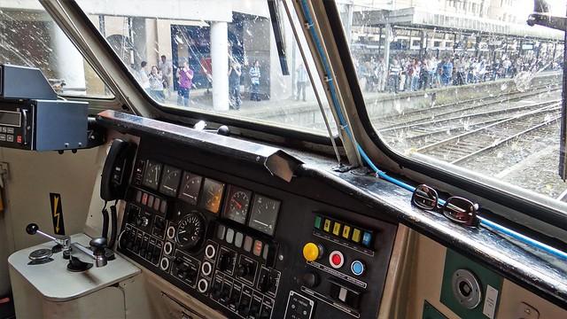 Cabine Plan V Afscheidsrit Mat'64 Station Amersfoort