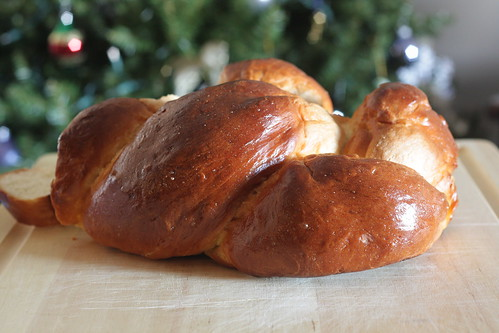 Braided Challah | by Madison Bistro
