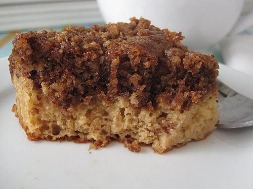 Coffee Cake 2 - grain-free, sugar-free | by Simply Sugar & Gluten-Free