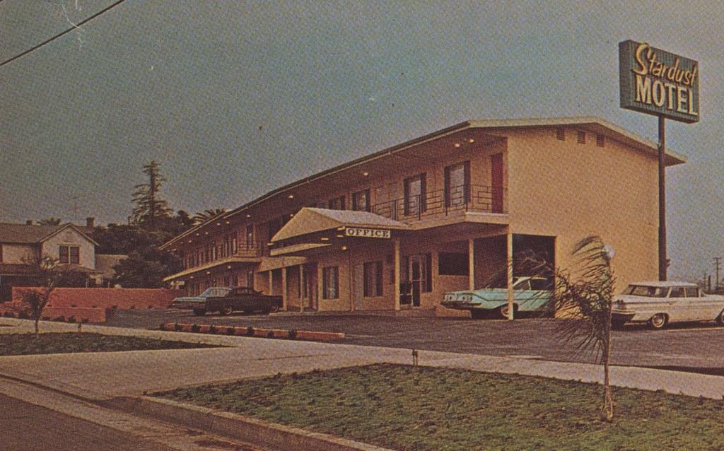 Motel  West Redlands California