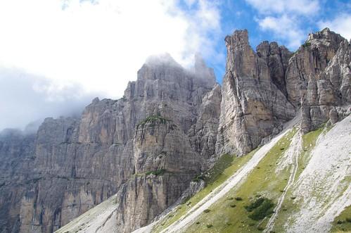 campanile della cima montaniana