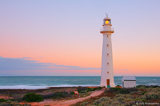 Point Lowly Lighthouse, Whyalla, Australia | by -yury-